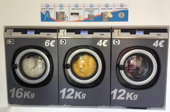 Usar bien la lavadora