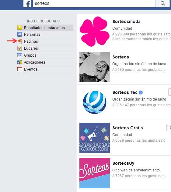 Las mejores páginas de Facebook de sorteos, descuentos, promociones