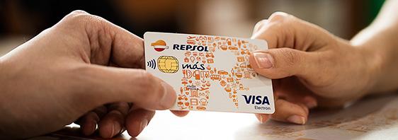 Tarjeta Repsol Visa