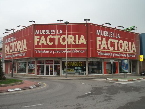 Muebles La Factoría