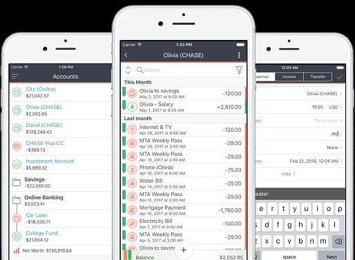 Aplicaciones para controlar el gasto